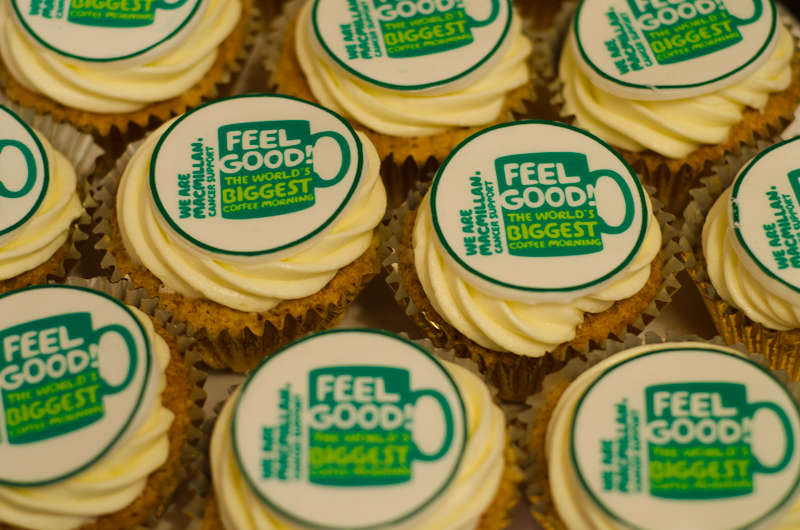 Image result for macmillan coffee morning cakes
