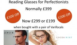 The World's Best Reading Glasses?  Probably!